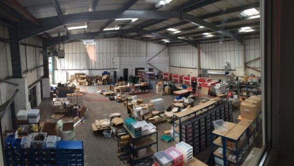 Geek Kingdom - officially known as Production Floor.